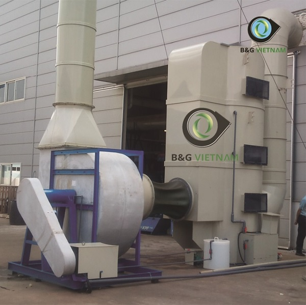 Công ty TNHH Kỹ thuật B&G Việt Nam chuyên cung cấp dịch vụ lắp đặt hệ thống xử lý hơi axit uy tín hàng đầu hiện nay